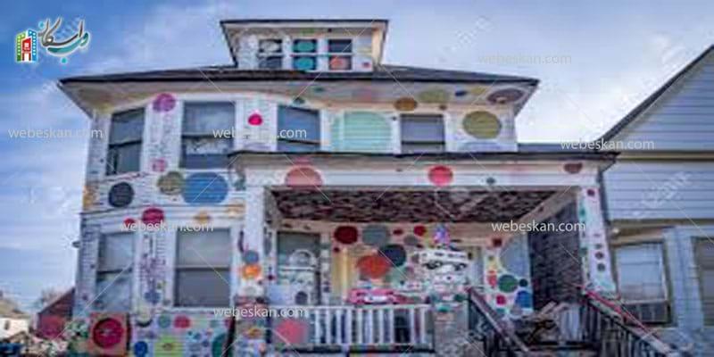 عجیبترین خانه های دنیا 4