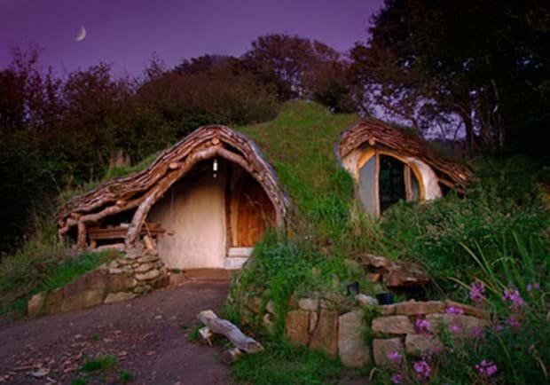 نه خانه زیبا و کوچک از سراسر جهان