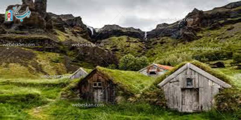 عجیب ترین خانه های جهان