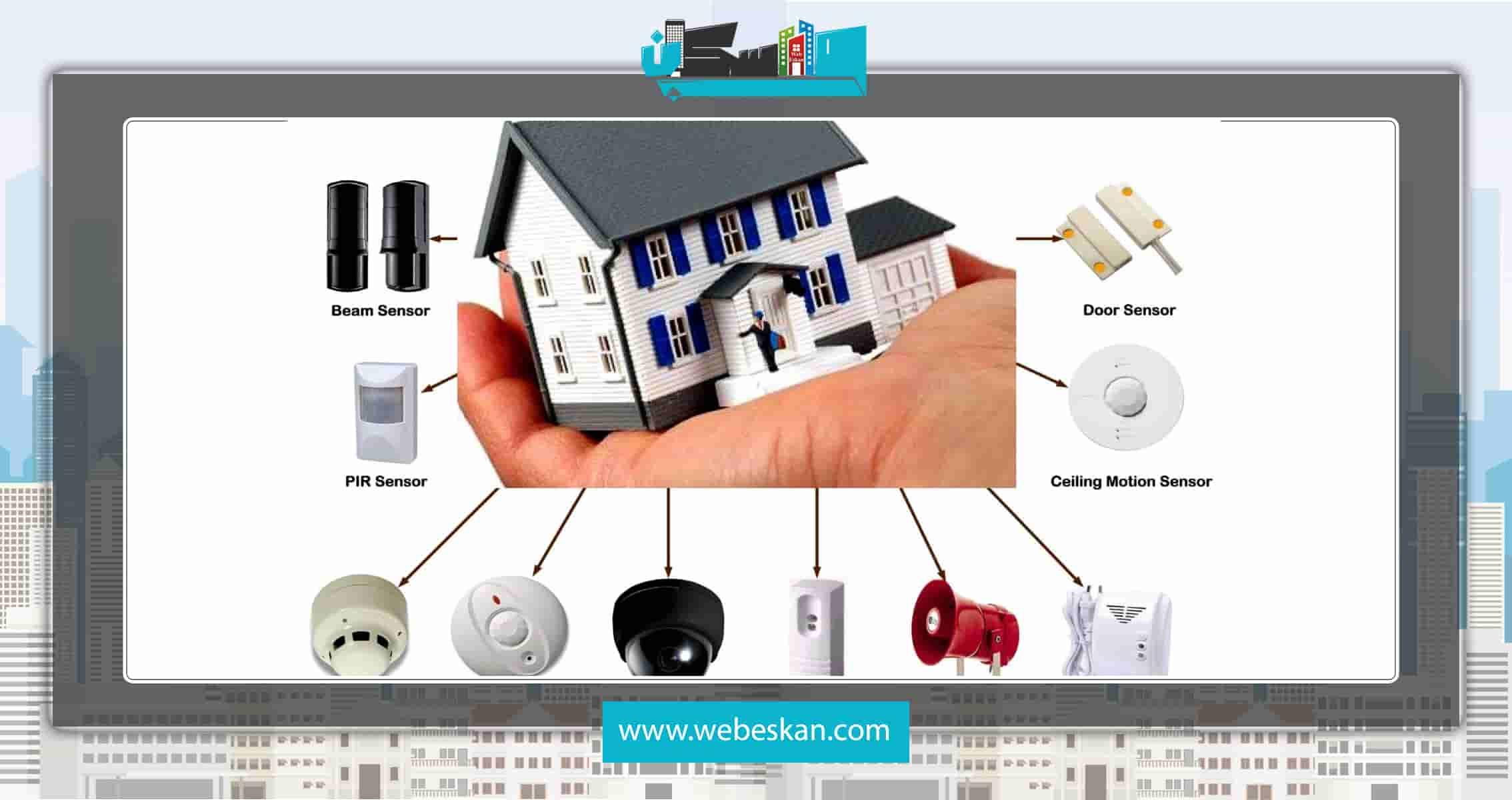 سیستم های امنیتی ساختمان