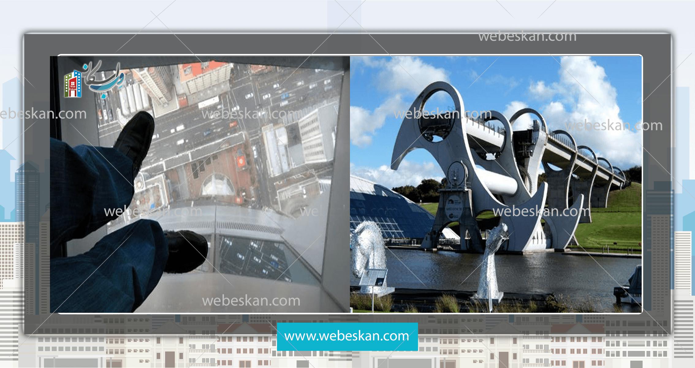 آسانسور و بالابر های عجیب در جهان