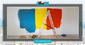 بهترین رنگ برای دیوار خانه