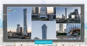 10 نمونه ازبلندترین ساختمان جهان