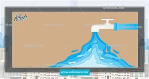 سرانه مصرف آب در ایران
