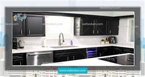 نحوه ساماندهی کابینت آشپزخانه